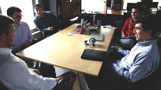 Team Building au sein d'une entreprise