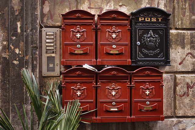 domiciliation boite postale d'entreprise