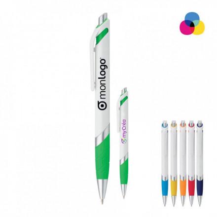 Choisissez le stylo publicitaire Objetrama pour diffuser votre communication !